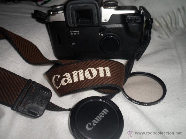 Cámara de fotos: CANON EOS 50 - ZOOM - Foto 10 - 40526709