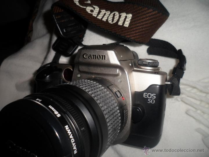 Cámara de fotos: CANON EOS 50 - ZOOM - Foto 13 - 40526709