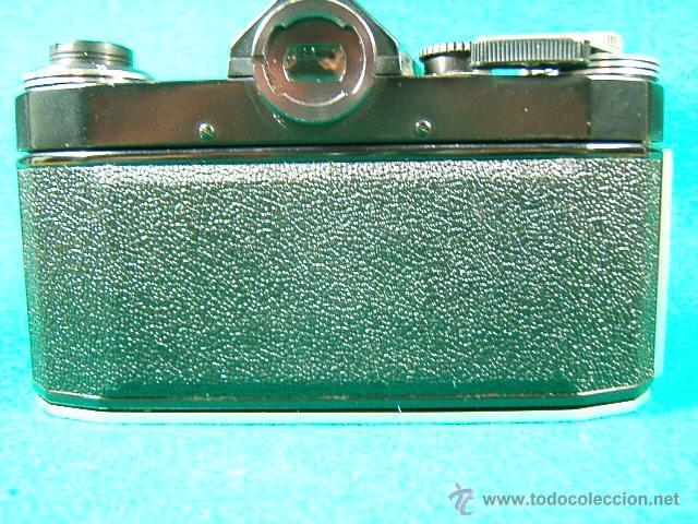 Cámara de fotos: PENTOR SUPER TL-REFLEX SIN OBJETIVO-MADE IN G.D.R.-6 ASA A 1600-B-1 SEG. A 500 SEG.-CAMARA FOTOS... - Foto 5 - 40849084