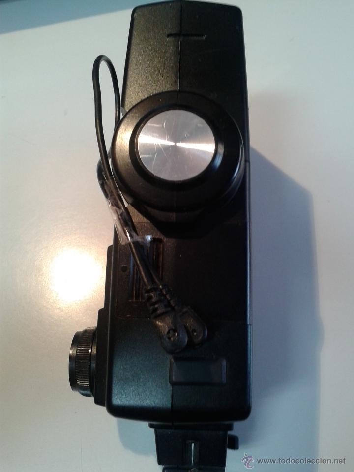 Cámara de fotos: MAGNIFICA LUZ PARA CAMARA DIGITAL PROFESIONAL CON DIFUSOR MARCA-USE VIVITAR SB - 4 POWER SUPPLY ON - Foto 5 - 40933618