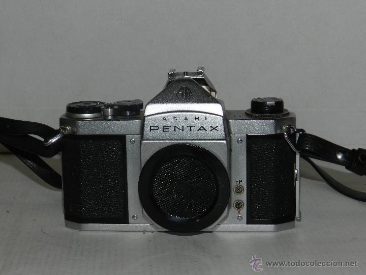 (M) CAMARA ASAHI PENTAX S3 NO.495931, ASAHI OPT.CO. JAPAN , TAL COMO EN LA FOTOGRAFIA (Cámaras Fotográficas - Réflex (autofoco))