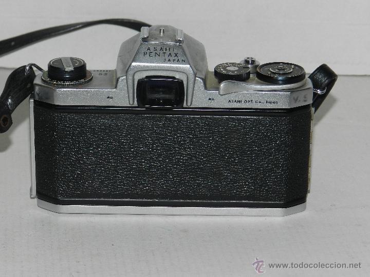 Cámara de fotos: (M) CAMARA ASAHI PENTAX S3 NO.495931, ASAHI OPT.CO. JAPAN , TAL COMO EN LA FOTOGRAFIA - Foto 4 - 41046201