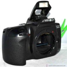 Cámara de fotos: EXCELENTE REFLEX..MINOLTA DYNAX 500 SI...PERFECTO ESTADO..AÑO 1994...FUNCIONA. Lote 41541768