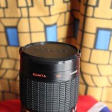 Cámara de fotos: OBJETIVO CATADIÓPTRICO EXAKTA 500MM F:8 (PARA SONY ALPA O DYNAX). Lote 42697992
