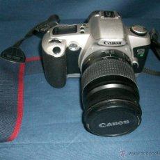 Cámara de fotos: CAMARA CANON EOS 500 N - OBJETIVO 0.38M/1.3FF 28-80MM. Lote 42752715