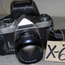 Cámara de fotos: CÁMARA KONICA AUTOREFLEX T3 - 61. Lote 42972002