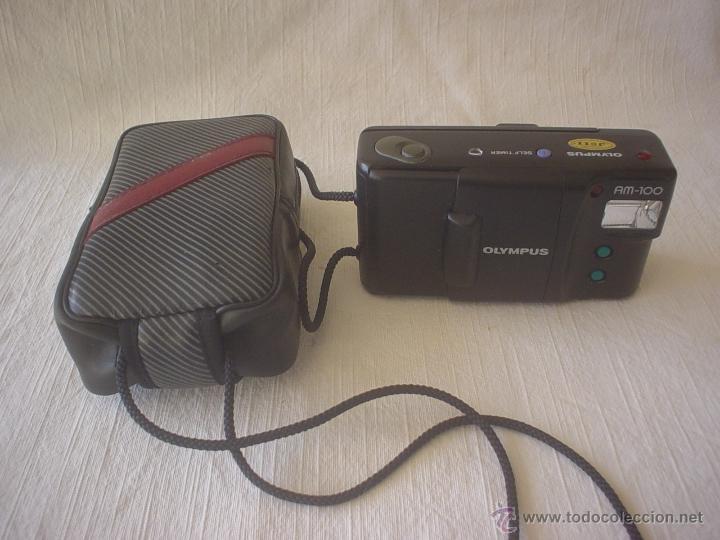 Cámara de fotos: CÁMARA FOTOS OLYMPUS AM-100 - Foto 2 - 43005341