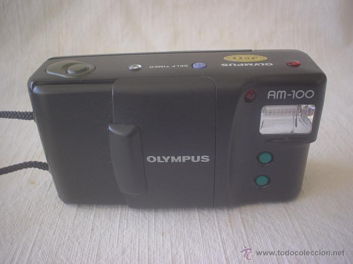 Cámara de fotos: CÁMARA FOTOS OLYMPUS AM-100 - Foto 3 - 43005341