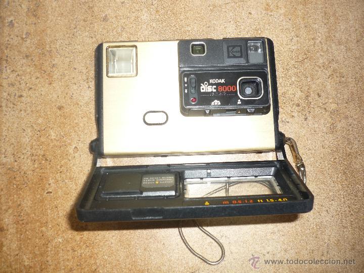 Cámara de fotos: CAMARA DE FOTOS KODAK DISC 8000 - Foto 4 - 43074059