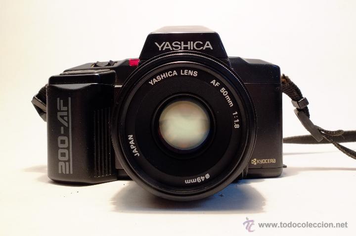 Cámara de fotos: Cámara Yashica 200-AF - Foto 2 - 43389305