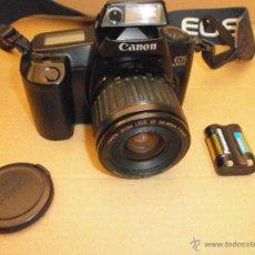 Cámara de fotos: CAMARA CANON EOS 1000F FUNCIONA 2 BATERIAS. Lote 44334494