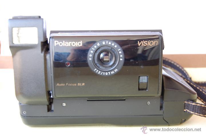 Cámara de fotos: POLAROID VISION 95 AUTO FOCUS SLR INSTANT CAMERA - Foto 2 - 44874203