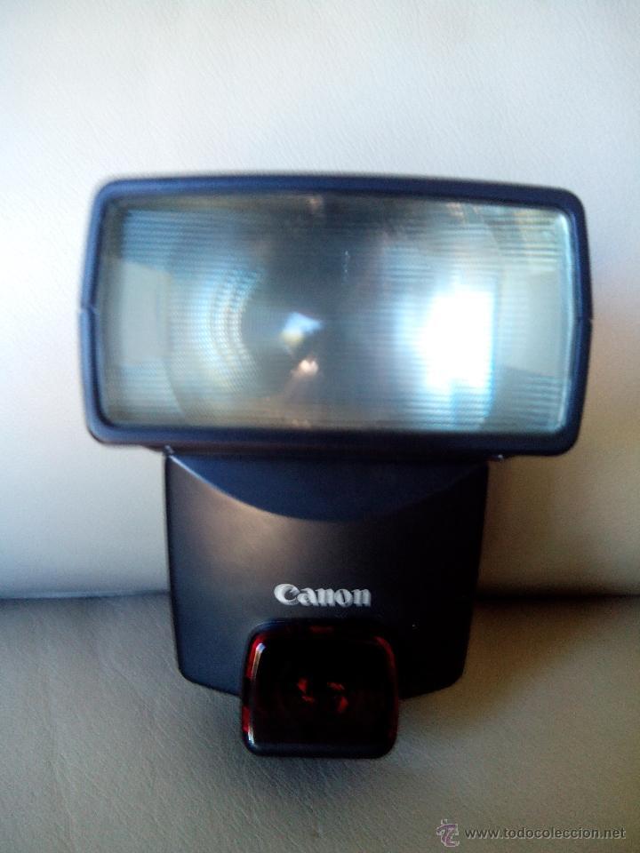 Cámara de fotos: Canon EOS-300 con accesorios. - Foto 4 - 45609632