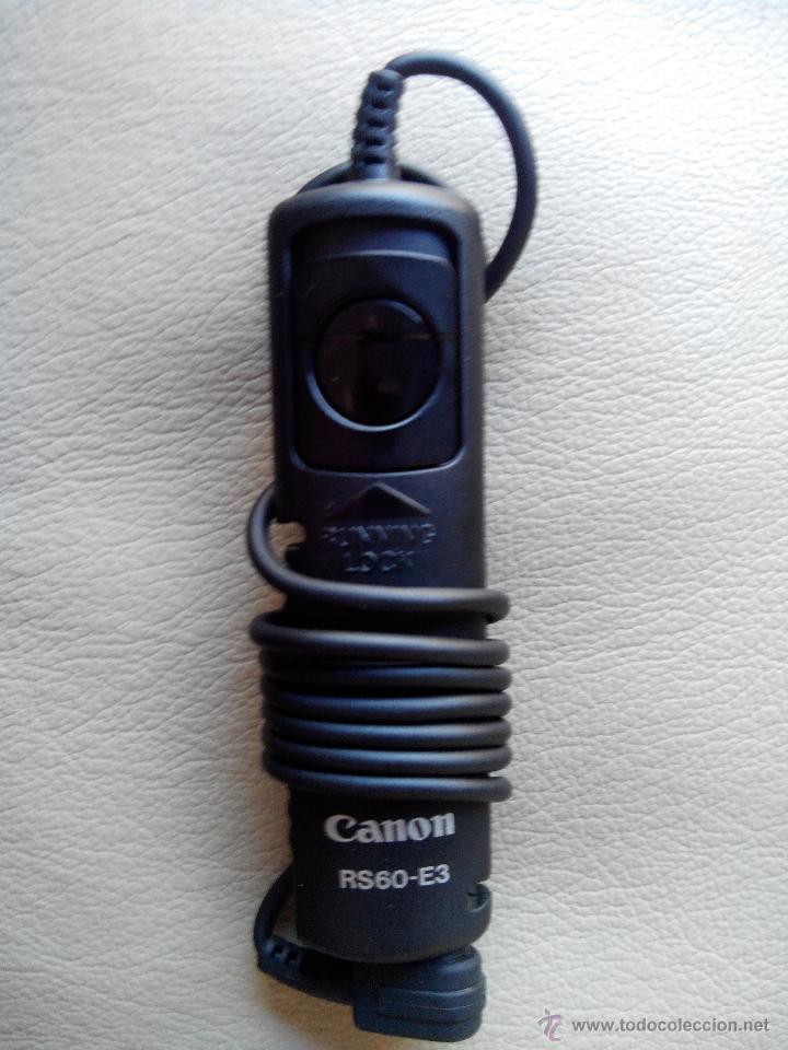 Cámara de fotos: Canon EOS-300 con accesorios. - Foto 5 - 45609632