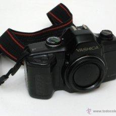 Cámara de fotos: CÁMARA YASHICA106. ANALÓGICA.. Lote 45694378