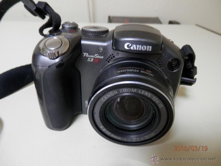 CAMARA CANON REFLEX (Cámaras Fotográficas - Réflex (autofoco))