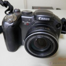 Cámara de fotos: CAMARA CANON REFLEX. Lote 48439173