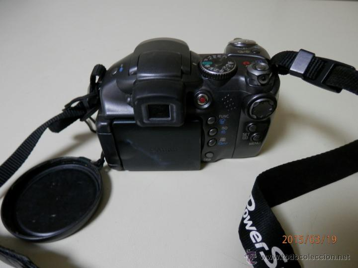 Cámara de fotos: CAMARA CANON REFLEX - Foto 2 - 48439173
