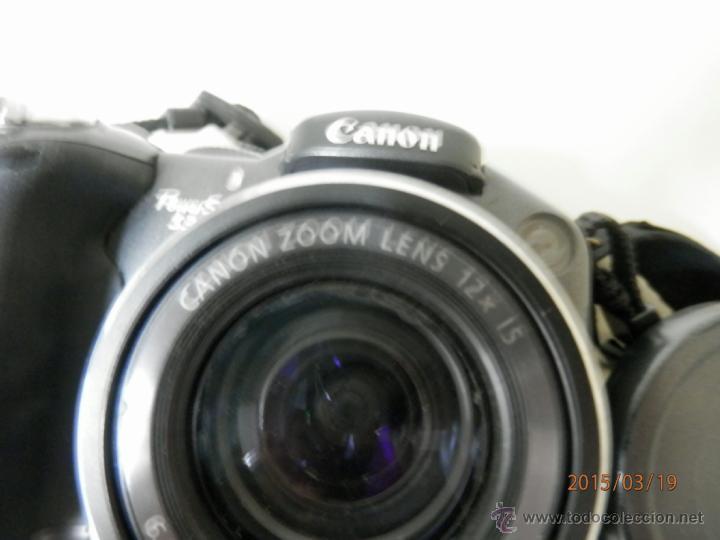 Cámara de fotos: CAMARA CANON REFLEX - Foto 3 - 48439173