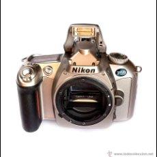 Cámara de fotos: NIKON F55 (CUERPO) REFLEX AUTOFOCO JAPONESA - EXCEPCIONAL ESTADO.. Lote 49168706