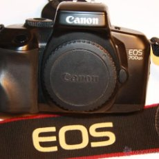 Cámara de fotos: CUERPO CAMARA REFLEX CANON EOS 700 QD. Lote 49197839