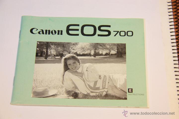 Cámara de fotos: Cuerpo camara reflex Canon Eos 700 QD - Foto 3 - 49197839