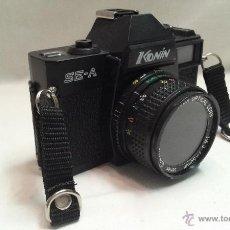 Cámara de fotos: MAQUINA DE FOTOS MARCA KONIN SE-A - FABRICADA EN TAIWAN. Lote 50782373