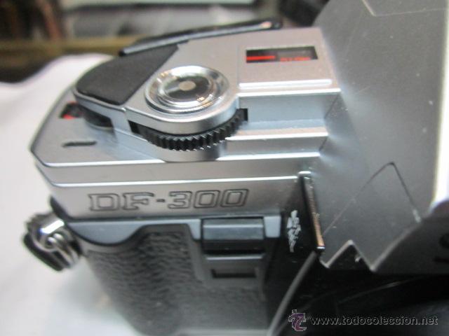 Cámara de fotos: Cámara de fotos Seagull DF-300, con bolso e instrucciones. No funciona. O no sabemos manejo - Foto 4 - 171937039