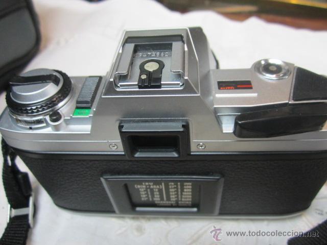 Cámara de fotos: Cámara de fotos Seagull DF-300, con bolso e instrucciones. No funciona. O no sabemos manejo - Foto 6 - 171937039