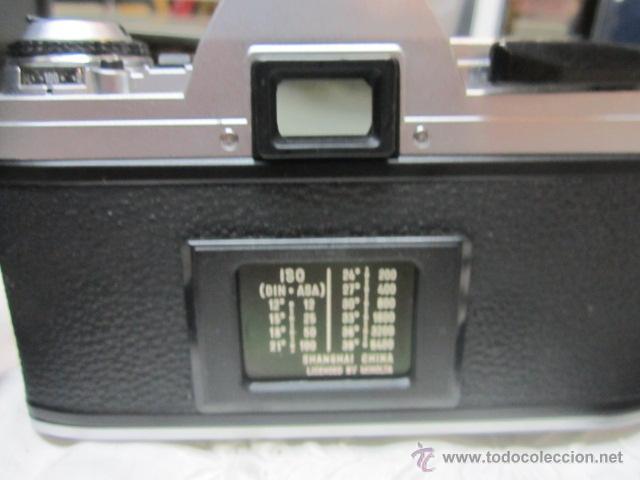 Cámara de fotos: Cámara de fotos Seagull DF-300, con bolso e instrucciones. No funciona. O no sabemos manejo - Foto 7 - 171937039