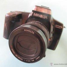 Cámara de fotos: CAMARA MINOLTA DINAX 5000I + ZOOM AF 35-80 MM/ 4-5,6. Lote 52024106