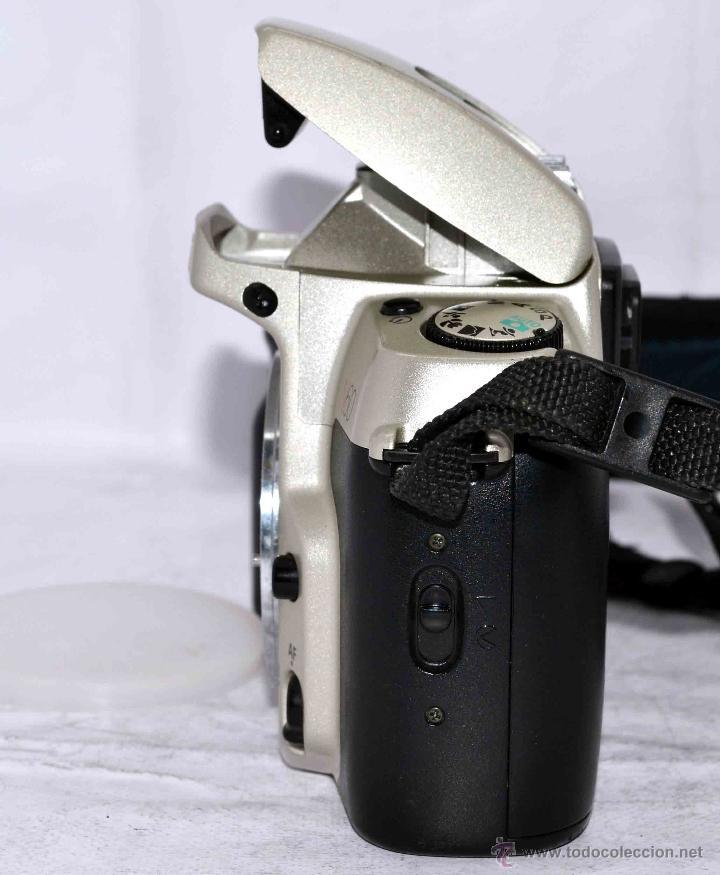 Cámara de fotos: EXCELENTE CUERPO DE CAMARA REFLEX AUTOFOCUS 35mm, NIKON N60 (F 60) CON SU CORREA..PERFECTA..FUNCIONA - Foto 7 - 52903214