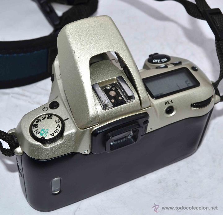 Cámara de fotos: EXCELENTE CUERPO DE CAMARA REFLEX AUTOFOCUS 35mm, NIKON N60 (F 60) CON SU CORREA..PERFECTA..FUNCIONA - Foto 14 - 52903214