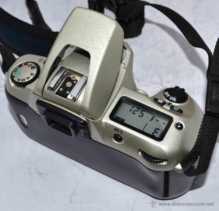 Cámara de fotos: EXCELENTE CUERPO DE CAMARA REFLEX AUTOFOCUS 35mm, NIKON N60 (F 60) CON SU CORREA..PERFECTA..FUNCIONA - Foto 16 - 52903214