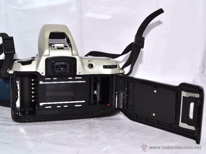 Cámara de fotos: EXCELENTE CUERPO DE CAMARA REFLEX AUTOFOCUS 35mm, NIKON N60 (F 60) CON SU CORREA..PERFECTA..FUNCIONA - Foto 18 - 52903214