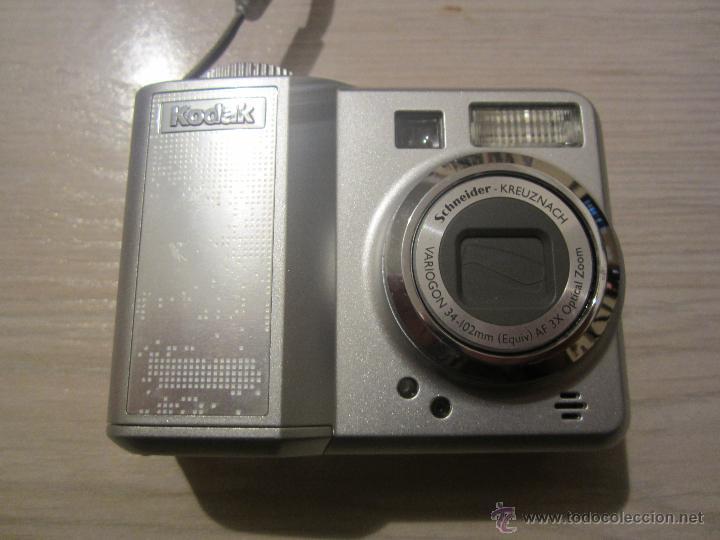 CAMARA KODAK EASY SHARE C663 (Cámaras Fotográficas - Réflex (autofoco))