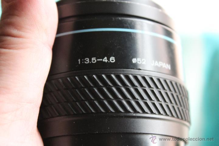 Cámara de fotos: Zoom Tokina AF 35-70 (1: 3,5-4,6) Minolta Dynax-Sony Alpa - Foto 4 - 53324563