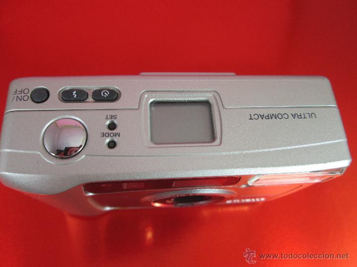 Cámara de fotos: CÁMARA FOTOGRAFICA-OLYMPUS I200AF-MAGNETIC IX-COMO NUEVA-VER FOTOS - Foto 3 - 53838251