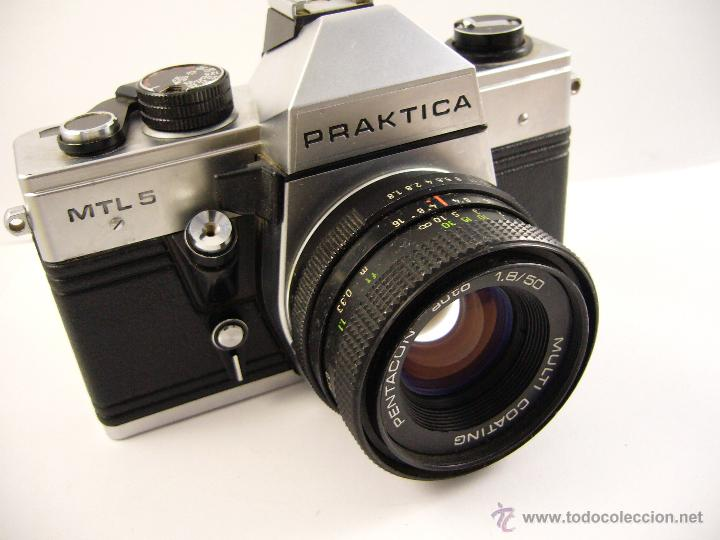 Praktica mtl 5 c mara antigua de fotos comprar c maras - Camaras fotos antiguas ...