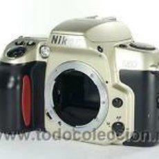 Cámara de fotos: NIKON F60 35MM.. Lote 54567604