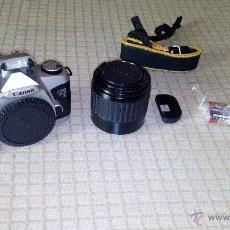 Cámara de fotos: CAMARA DE FOTOS - CANON EOS 500 N - REFLEX AUTOFOCUS. DESCRIPCION Y FOTOS... Lote 54818462