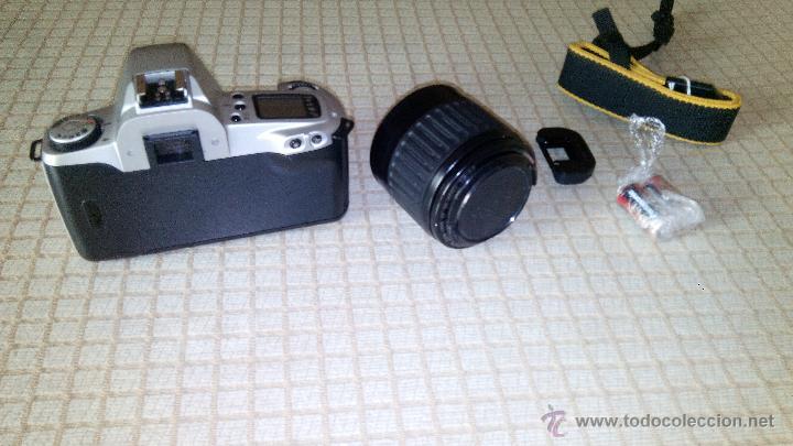 Cámara de fotos: CAMARA DE FOTOS - CANON EOS 500 N - REFLEX AUTOFOCUS. DESCRIPCION Y FOTOS.. - Foto 3 - 54818462