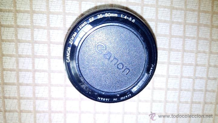Cámara de fotos: CAMARA DE FOTOS - CANON EOS 500 N - REFLEX AUTOFOCUS. DESCRIPCION Y FOTOS.. - Foto 4 - 54818462