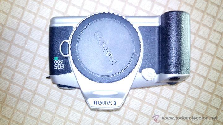 Cámara de fotos: CAMARA DE FOTOS - CANON EOS 500 N - REFLEX AUTOFOCUS. DESCRIPCION Y FOTOS.. - Foto 8 - 54818462