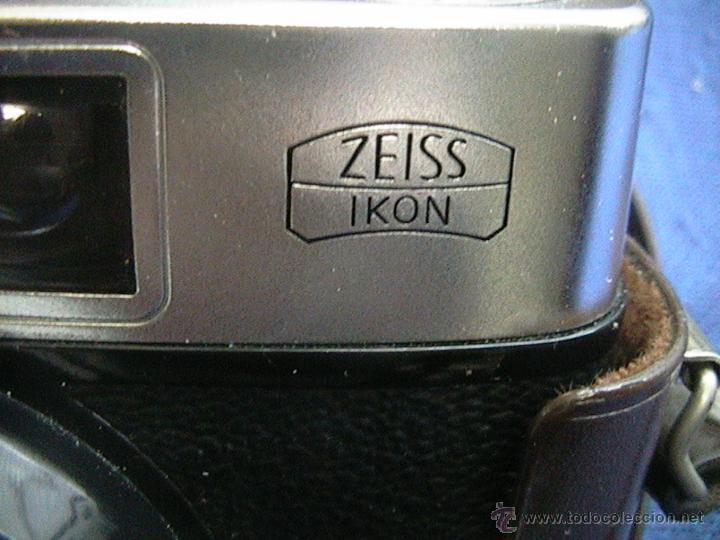 Cámara de fotos: Cámara alemana Zeiss Ikon - Foto 3 - 54996530