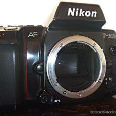 Cámara de fotos: CÁMARA NIKON F-801S. Lote 55366438