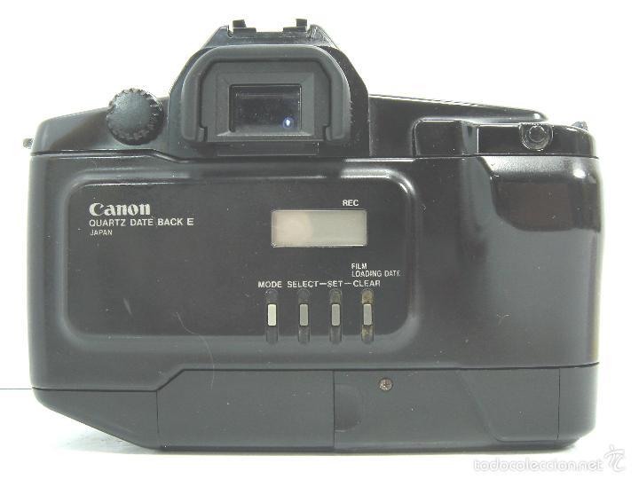Cámara de fotos: CUERPO CANON EOS 650 AF - ¡¡EXCELENTE Y FUNCIONANDO¡¡ - EOS 650 - REFLEX AUTOFOCO - 35MM 35 MM - Foto 4 - 55935663