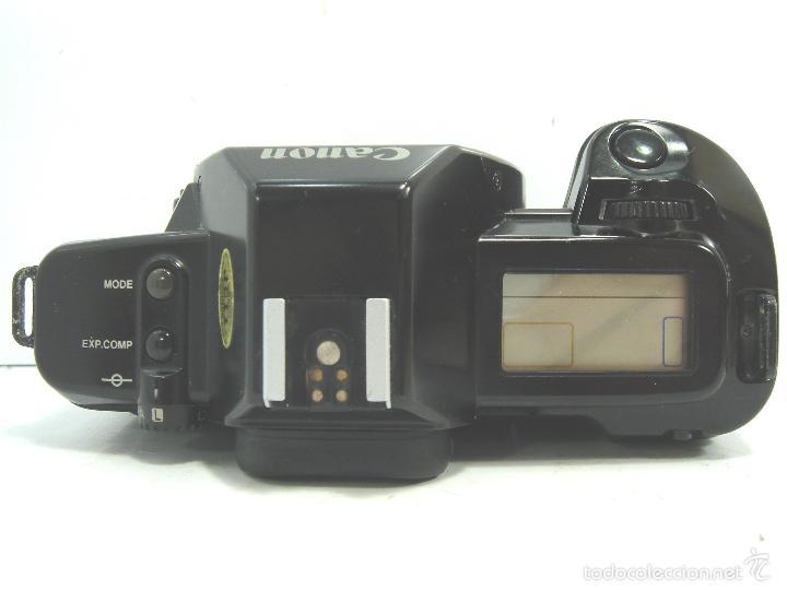 Cámara de fotos: CUERPO CANON EOS 650 AF - ¡¡EXCELENTE Y FUNCIONANDO¡¡ - EOS 650 - REFLEX AUTOFOCO - 35MM 35 MM - Foto 5 - 55935663