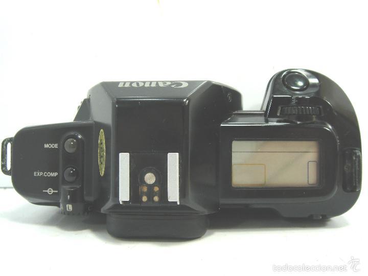 Cámara de fotos: CUERPO CANON EOS 650 AF - ¡¡EXCELENTE Y FUNCIONANDO¡¡ - EOS 650 - REFLEX AUTOFOCO - 35MM 35 MM - Foto 7 - 55935663