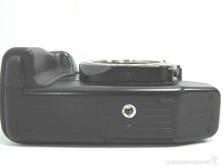Cámara de fotos: CUERPO CANON EOS 650 AF - ¡¡EXCELENTE Y FUNCIONANDO¡¡ - EOS 650 - REFLEX AUTOFOCO - 35MM 35 MM - Foto 8 - 55935663